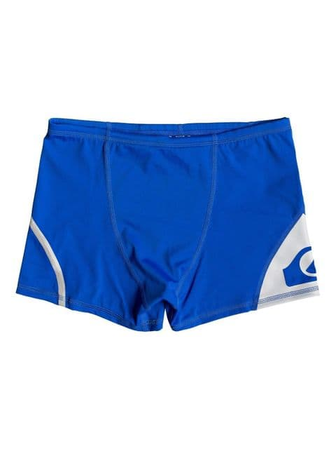 QUIKSILVER MENS SWIM SHORTS.MAPOOL DELUXE BLUE SWIMMING TRUNKS SWIMMERS 9S 21 PR
