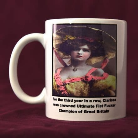 Clarissa (the ultimate prize!) - Mug