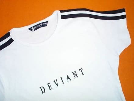 Deviant - White - Fitted
