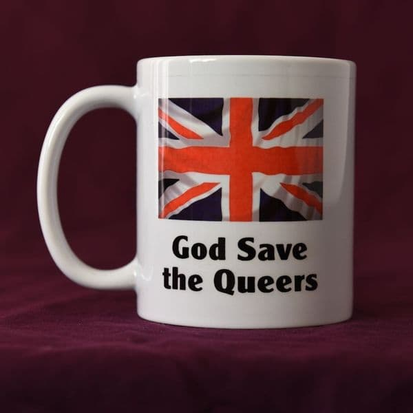 God Save the Queers - Mug