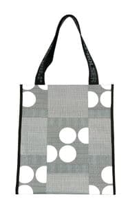 Rolser grey Logos shopping bag