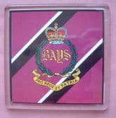 2ND DRAGOON GUARDS QUEEN'S BAYS LARGE ACRYLIC COASTER