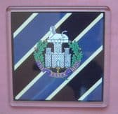 ESSEX REGIMENT LARGE ACRYLIC COASTER