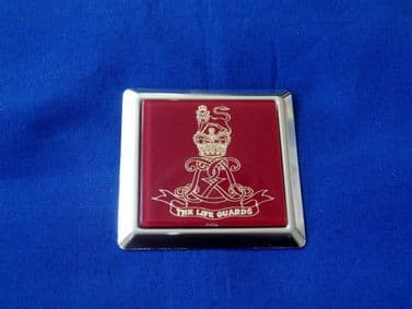 LIFE GUARDS CAR GRILLE BADGE