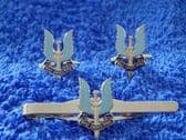 SPECIAL AIR SERVICE ( SAS ) CUFF LINK AND TIE GRIP / CLIP GIFT SET