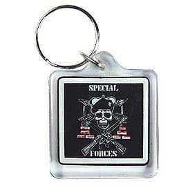 SPECIAL FORCES KEY RING