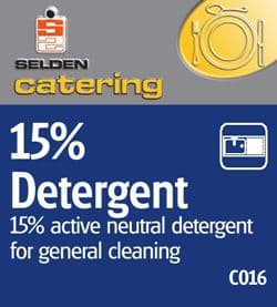 15% Detergent For General Cleaning - C016