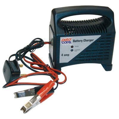 AutoCare Battery Charger 6 Amp