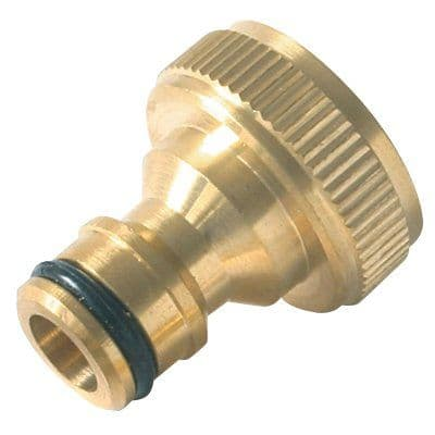 Brass Male Adaptor 3/4 F