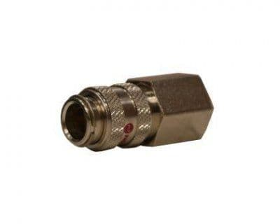 Female Connector - 1/4 inch female