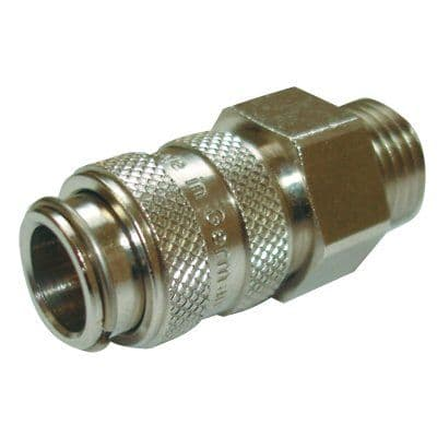 Female Connector - 1/4 inch M