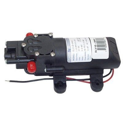 Flojet Pump 12v 40psi 3.8Ipm 1/2 inch mm