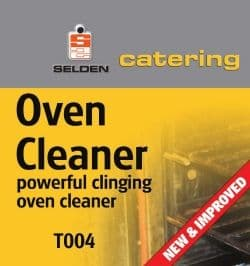 Oven Cleaner - T004