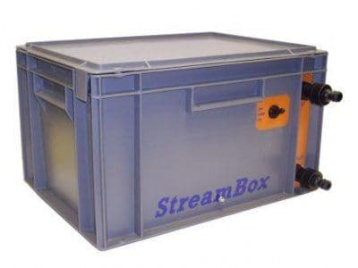 Streambox 85AH with Shurflo 100psi Pump deleted
