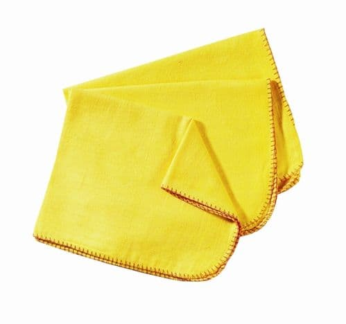 Yellow Dusters Pk Of 10