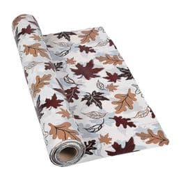 Autumn Leaves PVC Tablecloth - 60