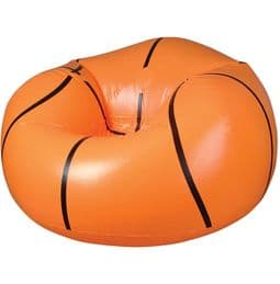 Inflatable Basketball Chair | Kids Bedroom Gaming Toy
