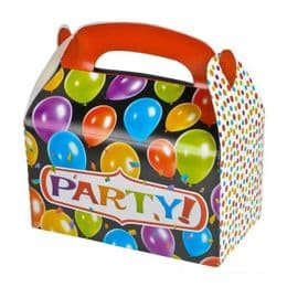 Birthday Party Bag Goodies Box   Kid's Party Gifts