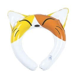 Cat Headband Inflatable | Kids Fancy Dress Animal Party Accessory