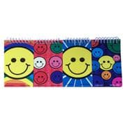 Emoji Smiley Novelty Notepads - Set of 4