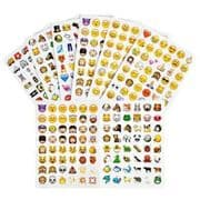 Emoji Stickers - 288 Pack
