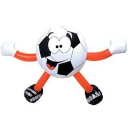 Inflatable Football Man | Fun Novelty Blow Up Sports Toy