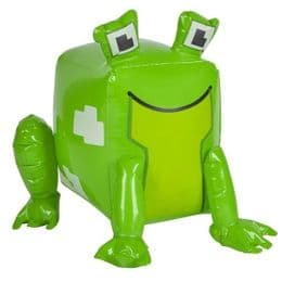Frog Inflatable - Pixel Video Game Design | Blow Up Party Toys