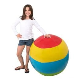 Giant Beach Ball Inflatable | 40 Inch | Summer Toys