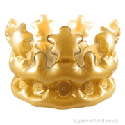 Gold Crown Inflatable - Child 30cm