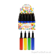Hand Pump for Inflatables and Balloons
