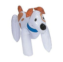 Jack Russell Inflatable Terrier Dog | Gift for Dog Lovers | Party Toy