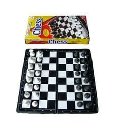 Magnetic Travel Chess Set | Indoor and Family Games