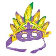 Mardi Gras Mask Inflatable