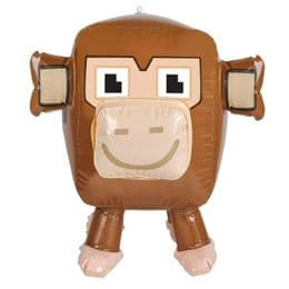 Monkey Inflatable - Pixel Game Design | Fun Blow Up Animals