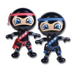Inflatable Ninjas   Blow Up Inflatable Novelty Toys for Parties