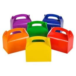 Party Bag Goodies Box | Choice of Colours