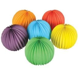 Party Lantern Hanging Decorations | 6 Colourful Options
