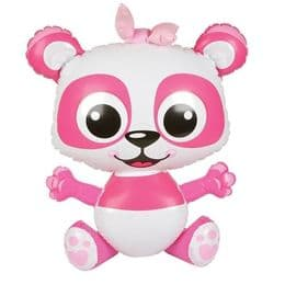 Inflatable Panda Pink | Blow Up Toys | Inflatable Animals