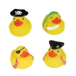 Pirate Rubber Ducks | Kids Rubber Duckie Gift