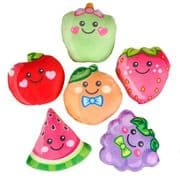 Plush Happy Fruit Friends Toy Collection