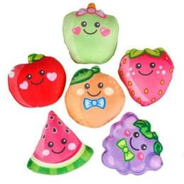 Plush Happy Fruit Friends Collection | Cute Novelty Gifts