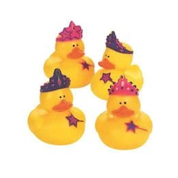 Princess Rubber Duckies | Low Cost Gifts | Rubber Ducks