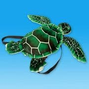 Sea Turtle Plush Backpack