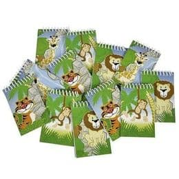 Zoo Animal Notepads for Kids | Party Bag Gifts