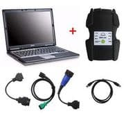 MAN Diagnostics Tool Kit ODB System Truck Man-cats T200 OBD2 TGA TGL TGE