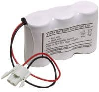 3DH4-0LAP3 Yuasa Battery 3.6v 4.0Ah Ni-Cd (B215 3X4, B166 3X4) From £7.68 EX VAT Buy Online from The Battery Shop