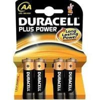 Duracell AA MN1500 1.5v Alkaline Battery Buy Online from The Battery Shop