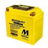 MBYZ16H Motobatt AGM Motorcycle Battery 12v 16Ah 240CCA (YTX14-BS, YTX14H-BS, YTX14L-BS) Buy Online from The Battery Shop