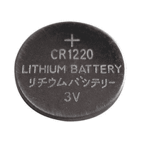 VALUE - CR1220 3v lithium battery From £0.83 EX VAT Buy Online from The Battery Shop