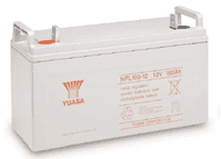 Yuasa NPL100-12 From £190.83 EX VAT Buy Online from The Battery Shop